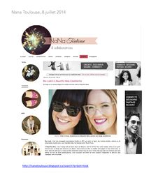 Our Wall of Fame ☺ | BonLook - Nana toulouse « A Beautiful Mess est un blog créé par deux soeurs du Missouri, Elsie et Emma. Pour cette collabo, elles ont eu carte blanche pour le design des montures».