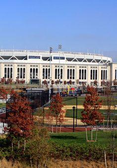 newstadium:: parks in the Bronx