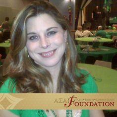 Jamie Brandon, Alpha Gamma, National Philanthropic Scholarship-Graduate