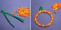 easy pumpkin craft for little fingers