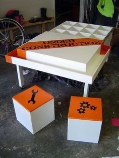 Lego table. . .say what???