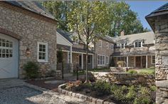EARLY AMERICAN STONE COLONIAL BY PERIOD ARCHITECTURE LTD., CLASSIC ARCHITECTURE OF PENNSYLVANIA'S DELAWARE VALLEY