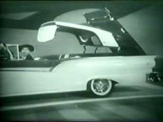 1950s vintage Ford commercial with Lucy and Ricky