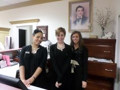 Here are a few of our bridal consultants, always eager to help brides find the perfect dress! At Catan Fashions, the country's largest destination bridal salon. Located just minutes from Cleveland Hopkins Airport  www.catanfashions.com
