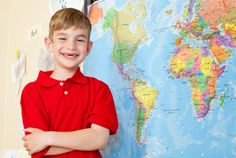 6 Fun geography adventures for homeschoolers - out-of-the-box geography lessons.
