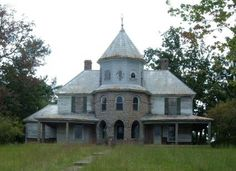 Abandoned Home in North Carolina