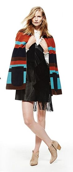 5 #FallTrends to Try Now: The Western Front western front, fall fashion