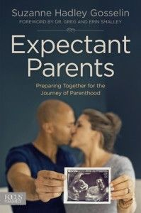 "Suzanne has just released a brand-new book for soon-to-be first-time parents titled ""Expectant Parents: Preparing Together for the Journey of Parenthood."" It's a book I wish had been around when we prepared to welcome our first daughter into the world."