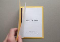 Book Shower Invite