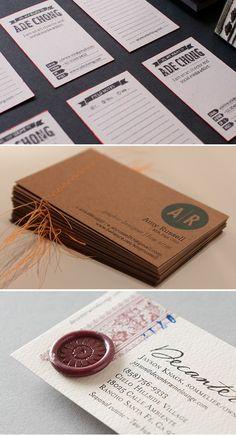 #Business #Card #letterpress #creative #paper #businesscard #corporate #design #visitenkarte #corporatedesign < repinned by www.BlickeDeeler.de