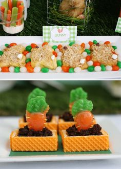 Easter Party Food Ideas