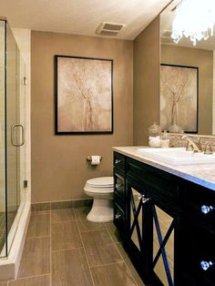 HGTV Bathrooms on Pinterest