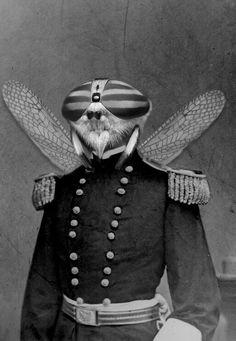 General Robert E. Bee by ~ Shamanmoon on deviantART