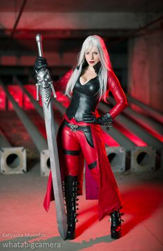 Daughter of Sparda by MoonFoxUltima on deviantART