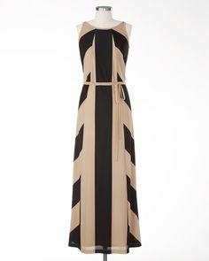 stripe maxi, maxi dresses, fashion, style, maxis, coldwater creek, coldwat creek, java stripe, stripes