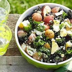 Potato-Kale Salad