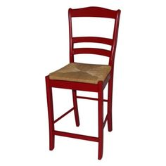 """Paloma Counterstool - Red (24"""") - (Target, $58.99)"""