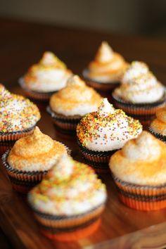 Pumpkin Spice Cupcakes! delicious