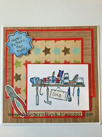 Being Crafty: Fathers Day Cards