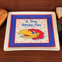 Celebrate your Jayhawks with style and watch all of your guests go wild over your team pride! #UltimateTailgate #Fanatics