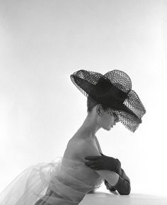 Jean Shrimpton by Jo