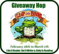 Leap Into Books Giveaway Hop (INT) - ENDED