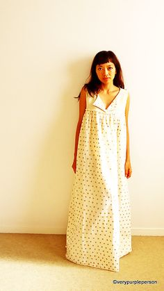 Gathered+Dress+#howto+#tutorial