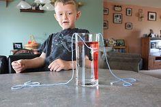 exploring density explor densiti, foods, glasses, fountains, colors, kid scienc, kid activ, hot water, kid stuff