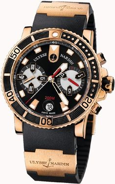 Ulysse Nardin Marine Mens Watch @