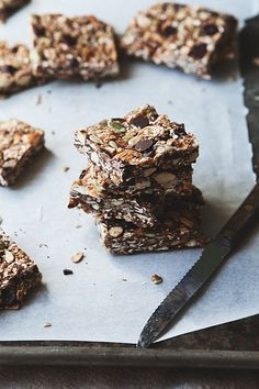 Sweet and Salty Bars!