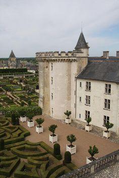 ✯ Palace And Garden - Villandry, France