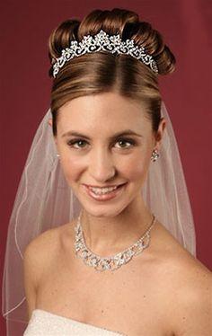 Swarovski Crystal Bride's tiara