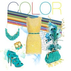 Bright Colors, created by elena-indolfi on Polyvore