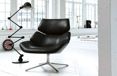 Shrimp Cocktail Easy Chair by Jehs+Laub for COR