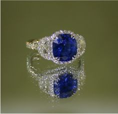 Perfect Sapphire ring