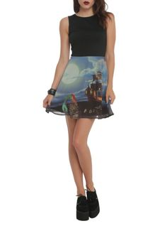 Disney The Little Mermaid Ship Dress | Hot Topic