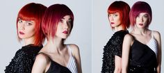 We love this new collection on modernsalon.com.