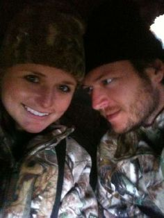 Miranda and Blake.