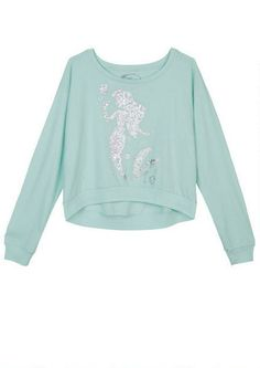 Ariel Bubbles Tee - View All Graphic Tees - Graphic Tees - Clothing - dELiA*s