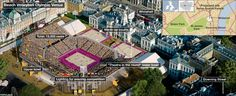 15,000 seater stadium in Horse Guards Parade to host Olympic beach volleyball