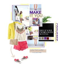 """Make It You: Sporty"" by olivexa ❤ liked on Polyvore"