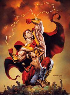 Marvel: Bring Back The Ultraverse https://www.facebook.com/groups/169739676497219