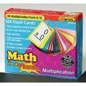 Math In A Flash Multiplication Flash Cards : Edupress | NestLearning.com