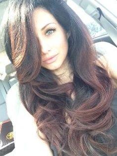 Big Brown Bombshell Hair