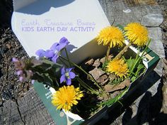 Ideas for Celebrating Earth Day with Kids & Bigelow Tea #AmericasTea #shop #cbias