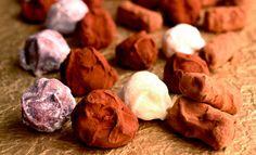 Yvan Valentin hand made truffles