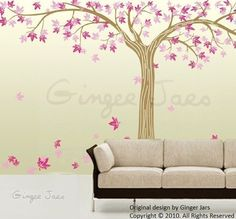 love this wall decal so much!!