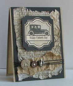 Masculine Tags stamp set - Card by Karen Knegten @Tami Mayberry Stamps with Gina K.