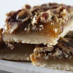 Pecan Pie Bars I Allrecipes.com