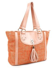 Peach Woven Straw Hobo BACK TO SCHOOL SALE for Her The new iPad / ipad 4G / iPad 3 Fits 16GB 32GB 64GB Wi-Fi and Wi-Fi + 3G (B027) Includes a Silk Like Scarf - Colors and Styles for Scarf May Vary